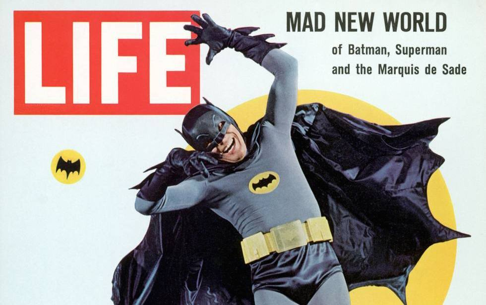 Starring Adam West Trailer Doc
