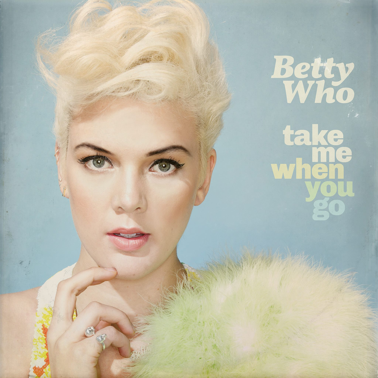 betty who