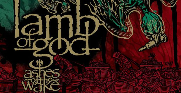 lamb of god ashes
