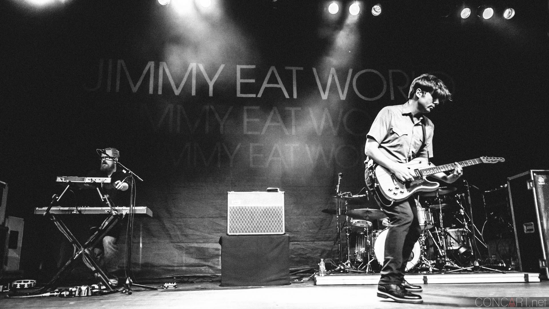 jimmy eat world futures tour live