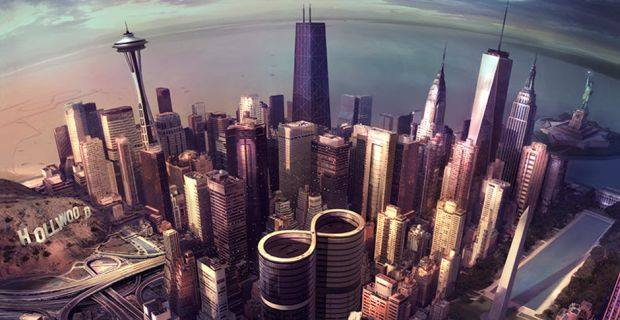Sonic Highways Review Foo Fighters