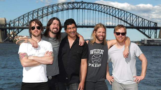 Foo fighters sonic highways 2014