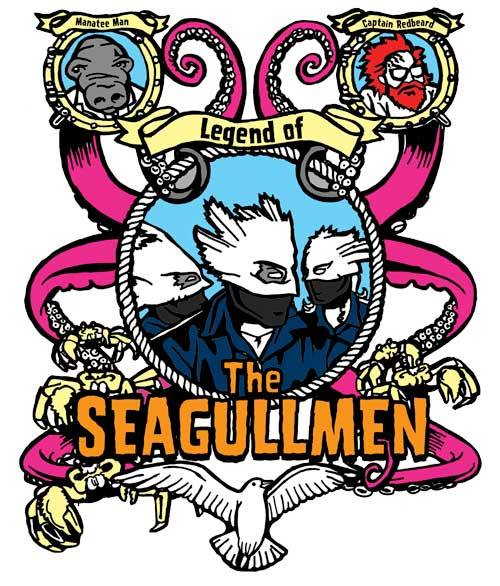 Legend Of The Seagullman