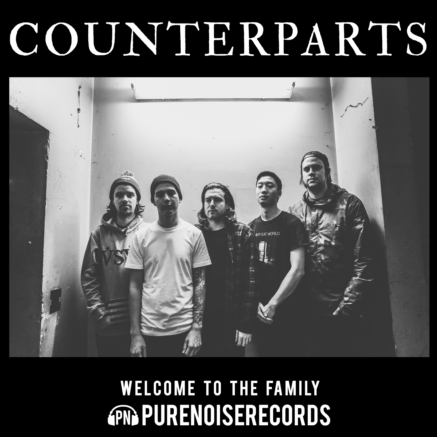 Counterparts pure noise 2015