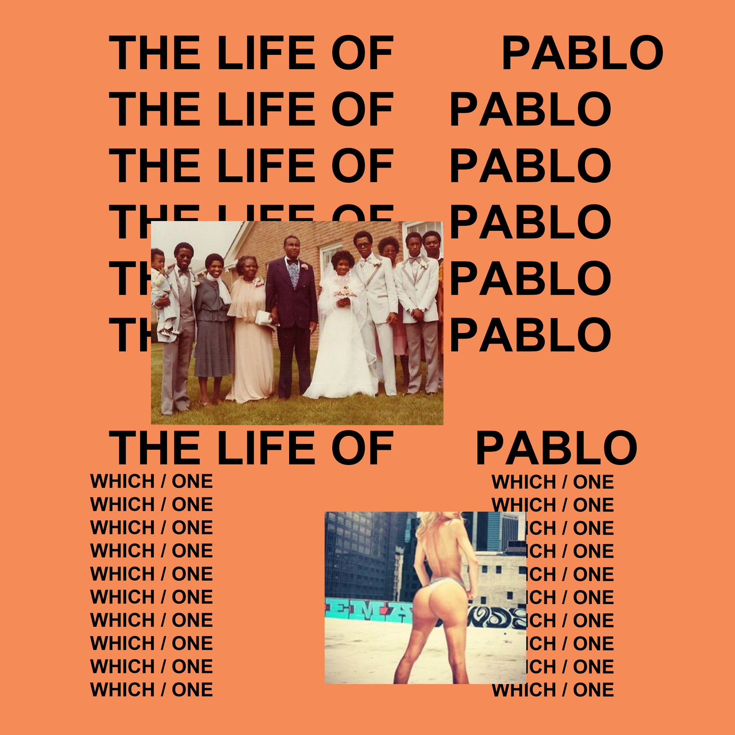 the life of pablo kanye west 2016