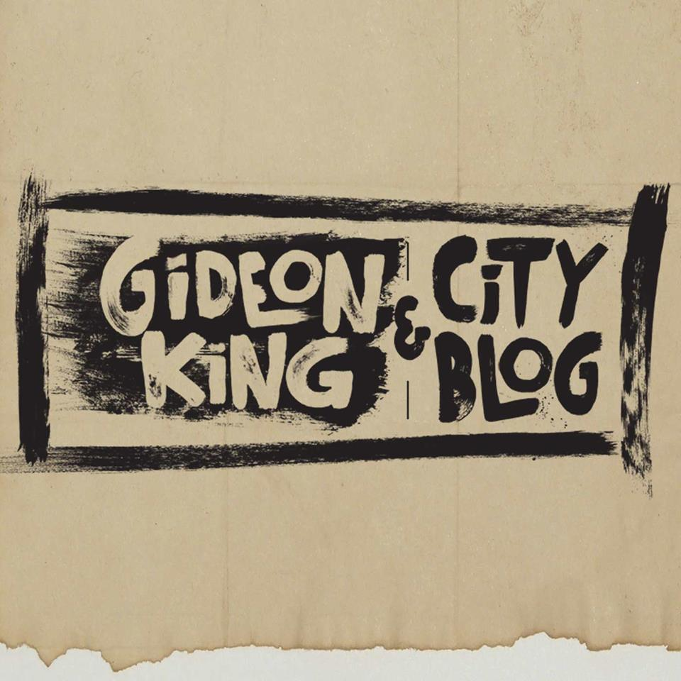 gideon and city blog