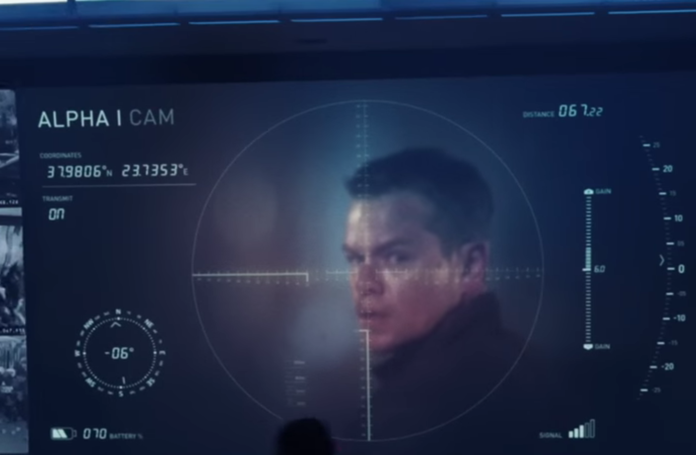 Jason Bourne Trailer